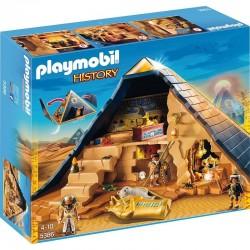 PLAYMOBIL 5386 Historia - PIRAMIDA FARAONA