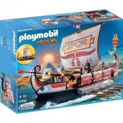 PLAYMOBIL 5390 Historia - RZYMSKA GALERA