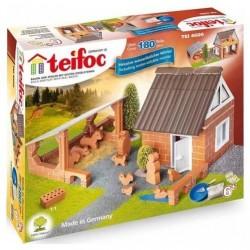 TEIFOC 4600 - Budowanie z Cegiełek - FARMA