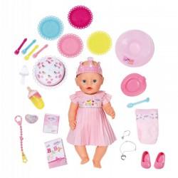 ZAPF CREATION 4054 - Interaktywna Lalka Baby Born - HAPPY BIRTHDAY