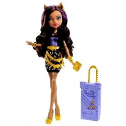 Monster High Clawdeen Wolf Scaris