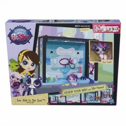 Hasbro - A8542 A7641 - Littlest Pet Shop - Spa
