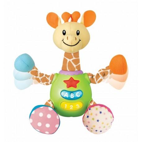 Smily Play - 6015 - Moje ukochane zwierzaki - Żyrafa Tosia