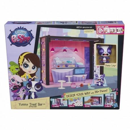 Hasbro - A8544 - Littlest Pet Shop - Cukiernia
