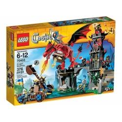 LEGO CASTLE 70403 Smocza Góra
