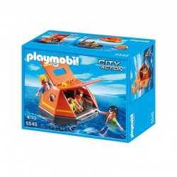 PLAYMOBIL 5545 City Action - TRATWA RATUNKOWA