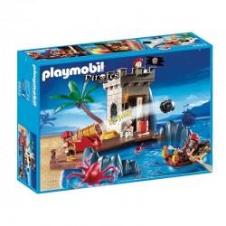 PLAYMOBIL 5622 Piraci - PRZYSTAŃ PIRACKA