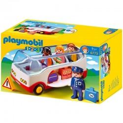 PLAYMOBIL 6773 Playmobil 1.2.3 - AUTOBUS WYCIECZKOWY