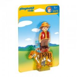 PLAYMOBIL 6976 Playmobil 1.2.3 - RANGER Z TYGRYSEM