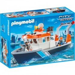 PLAYMOBIL 9148 City Action - HOLOWNIK