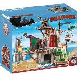 PLAYMOBIL 9243 Dragons - Jak Wytresować Smoka - WYSPA BERK