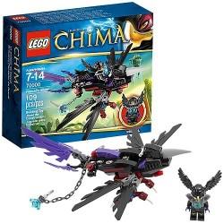 LEGO CHIMA 70000 Szybowiec Razcala