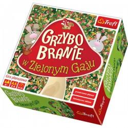 TREFL Gra Rodzinna Planszowa GRZYBOBRANIE W ZIELONYM GAJU 00988