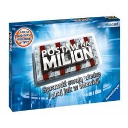 RAVENSBURGER 26625 - Gra Towarzyska - POSTAW NA MILION