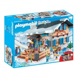 PLAYMOBIL 9280 Family Fun - CHATKA GÓRSKA
