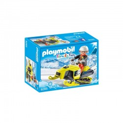 PLAYMOBIL 9285 Family Fun - SKUTER ŚNIEŻNY