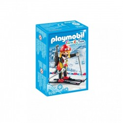 PLAYMOBIL 9287 Family Fun - BIATHLONISTKA