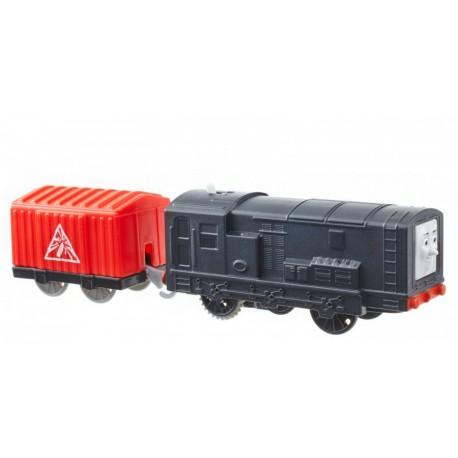 Fisher-Price - BMK91 - Tomek i przyjaciele - Trackmaster Revolution - Diesel