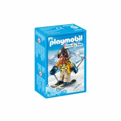 PLAYMOBIL 9284 Family Fun - NARCIARZ NA NARTACH SNOWBLADE