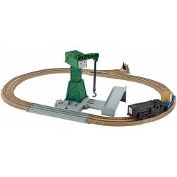 Fisher-Price - BDP10 - Tomek i przyjaciele - Trackmaster - Stacja załadunkowa Karolka