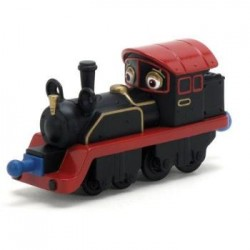 Tomy - LC54006 - Stacyjkowo - Die Cast - Stary Pit - Old Puffer Pete
