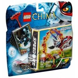 LEGO CHIMA 70100 Pierścień Ognia