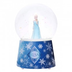 TROUSSELIER 98430 - Śnieżna Kula Brokatowa z Pozytywką - ELSA