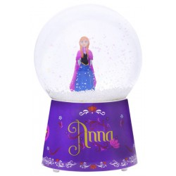 TROUSSELIER 98431 - Śnieżna Kula Brokatowa z Pozytywką - ANNA