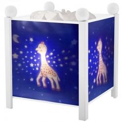 TROUSSELIER 4363W - Magiczny Lampion - LAMPKA ŻYRAFA SOPHIE
