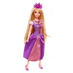 Mattle - BDJ24 - Disney Princess - Świecące Klejnoty - Roszpunka