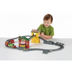Fisher-Price - BHY57 - Tomek i przyjaciele - Trackmaster Revolution - Stacja Sortownicza
