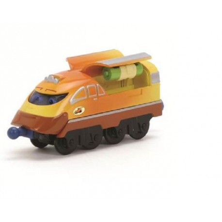 Tomy - LC54017 - Stacyjkowo - Die Cast - Action Chugger - Super Ciuchcia