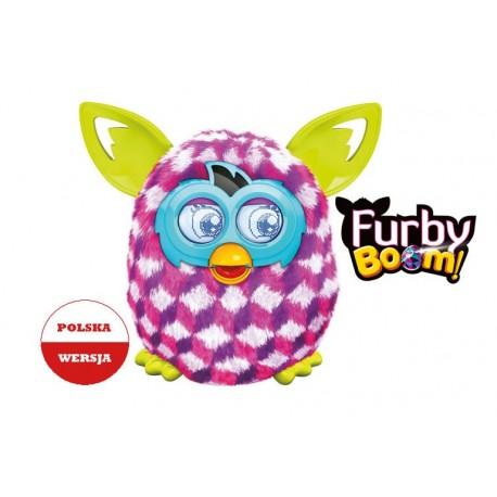 Hasbro - A6117 - Furby Boom Sweet - Kostki Różowe