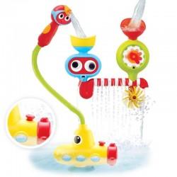 YOOKIDOO 40139 - Zabawka do Kąpieli - ŁÓDŹ PODWODNA Z PRYSZNICEM