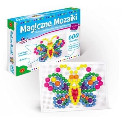 Alexander Magiczne Mozaiki 600 el.