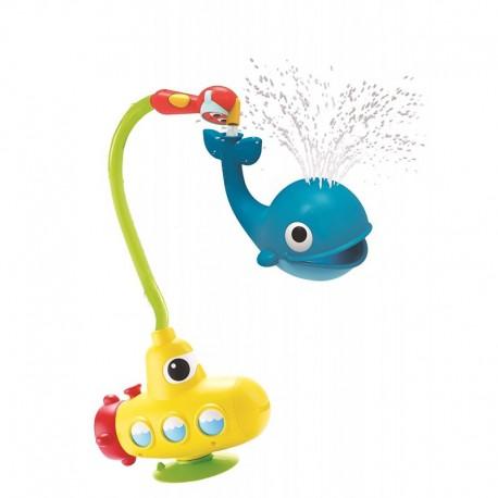 YOOKIDOO 40142 - Zabawka do Kąpieli - ŁÓDŹ PODWODNA Z WIELORYBKIEM