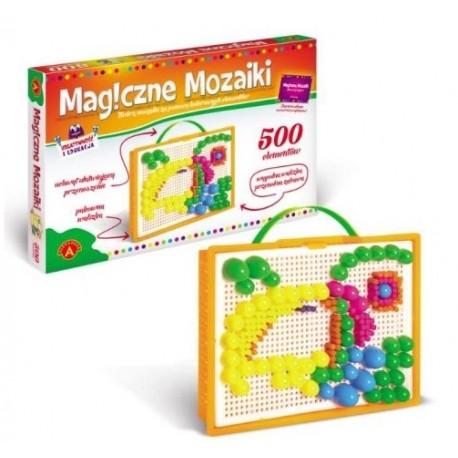 Alexander Magiczne Mozaiki 500 el.