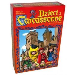 Mindok - 104642 - Gra - Dzieci z Carcassonne - Gra Podstawowa