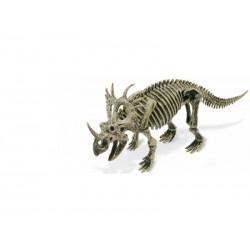 GEOWORLD CL1669K - Wyprawa Paleontologiczna Dr. Steve Hunters - Wykopaliska Dinozaurów 14 el. - STYRACOSAURUS