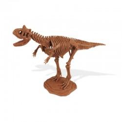 GEOWORLD CL1672K - Wyprawa Paleontologiczna Dr. Steve Hunters - Wykopaliska Dinozaurów 14 el. - CARNOTAURUS