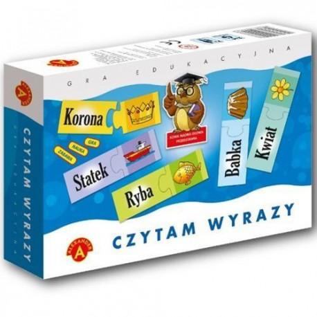 Alexander - Gra Edukacyjna - Czytam Wyrazy 4793