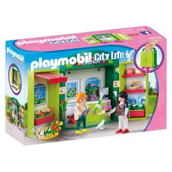 PLAYMOBIL 5639 City Life - Play Box - KWIACIARNIA