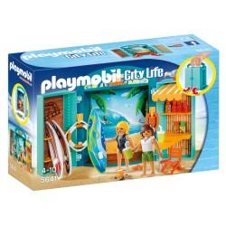 PLAYMOBIL 5641 City Life - Play Box - SKLEP SURFINGOWY