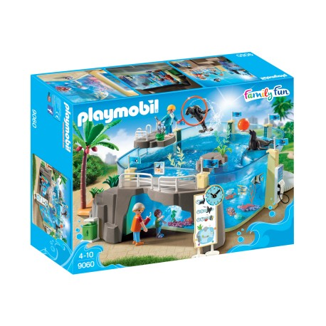 PLAYMOBIL 9060 Family Fun - OCEANARIUM