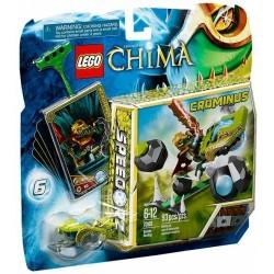 LEGO CHIMA 70103 Skalne Kręgle