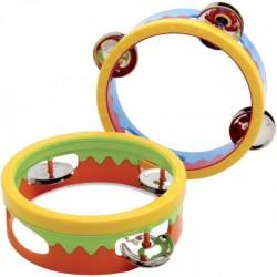 HALILIT MT604 - Dziecięcy Instrument Muzyczny - TAMBURYNO