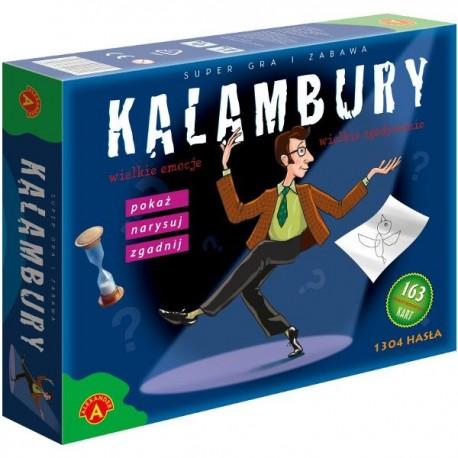 Alexander - Gra Zręcznościowa - Kalambury Big 5974