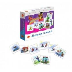 Alexander - Gra Edukacyjna - Opowiem Ci Mamo Super 6001