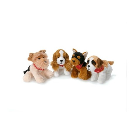 Teddykompaniet - 1439 - Maskotka Pluszowa - Piesek Hund - 14 cm