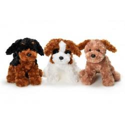 Teddykompaniet - 1687 - Maskotka Pluszowa Piesek - Teddy Dogs - 25 cm